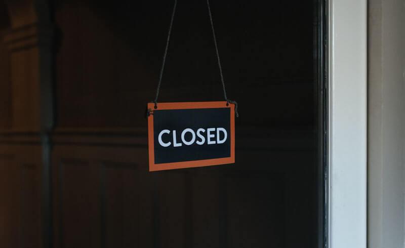 dịch vụ tạm ngừng hoạt động kinh doanh